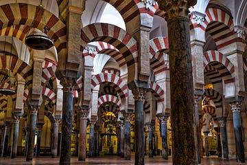 Arcos típicos musulmanes