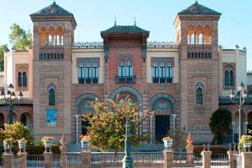 fachada Real Alcázar de Sevilla