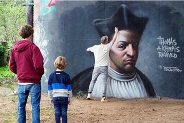 Donovan Spaanstra Graffiti