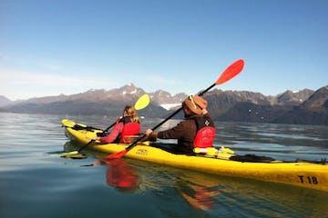 Tonsina Kayak tour