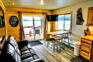 Oceanfront Inn Duplex - Interior
