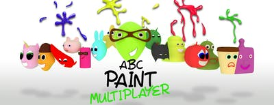 abc paint game logo