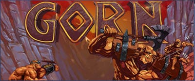 gorn game logo