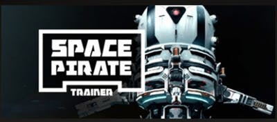 space pirate trainer vr game logo