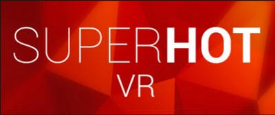 super hot vr game logo