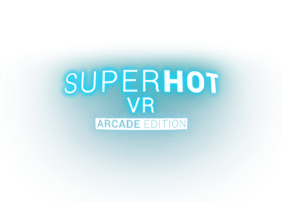 superhot vr game logo