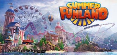 summer funland logo