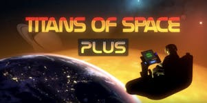 titans of space plus logo