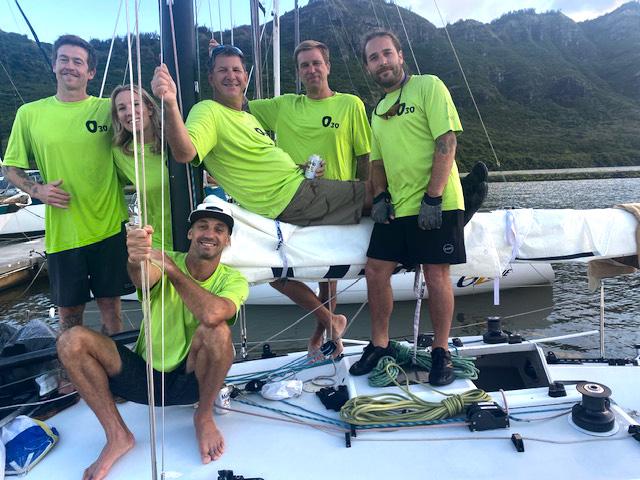 Kauai sailing