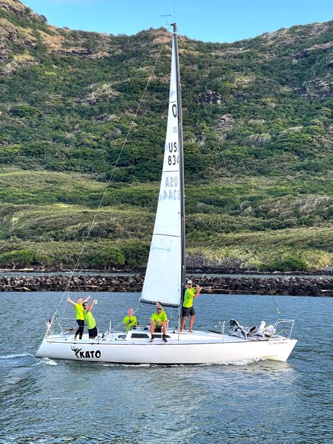 Kalapaki Sailing races