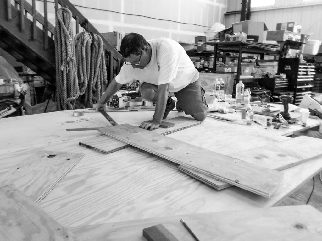 Kauai boat builder