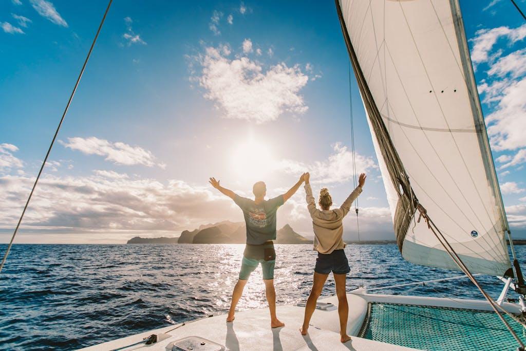 Kauai sailing tours
