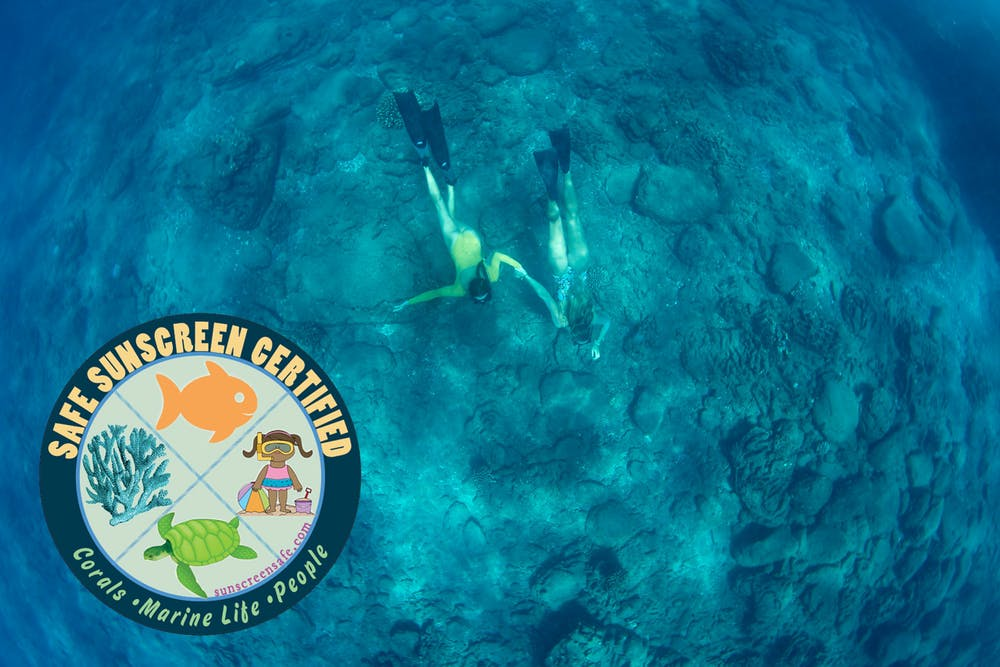 Hawaii reef safe sunscreen