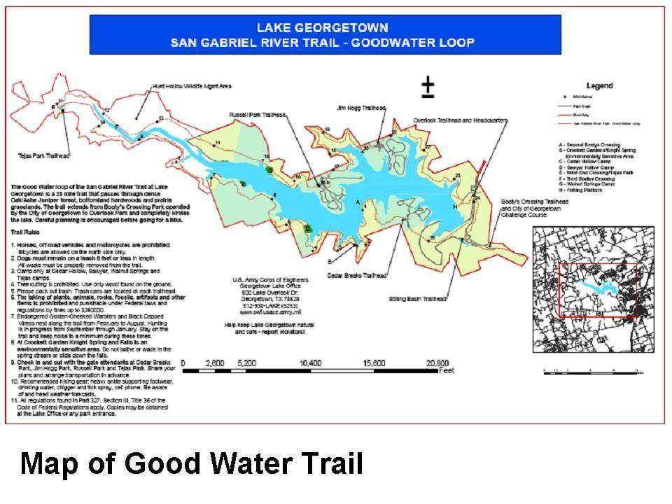 San Gabriel Water Trail