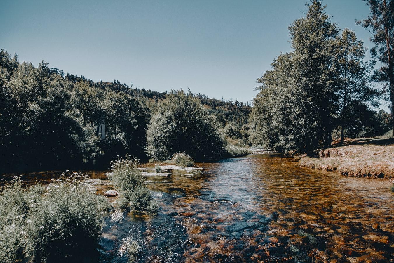 waterfalls geres portugal