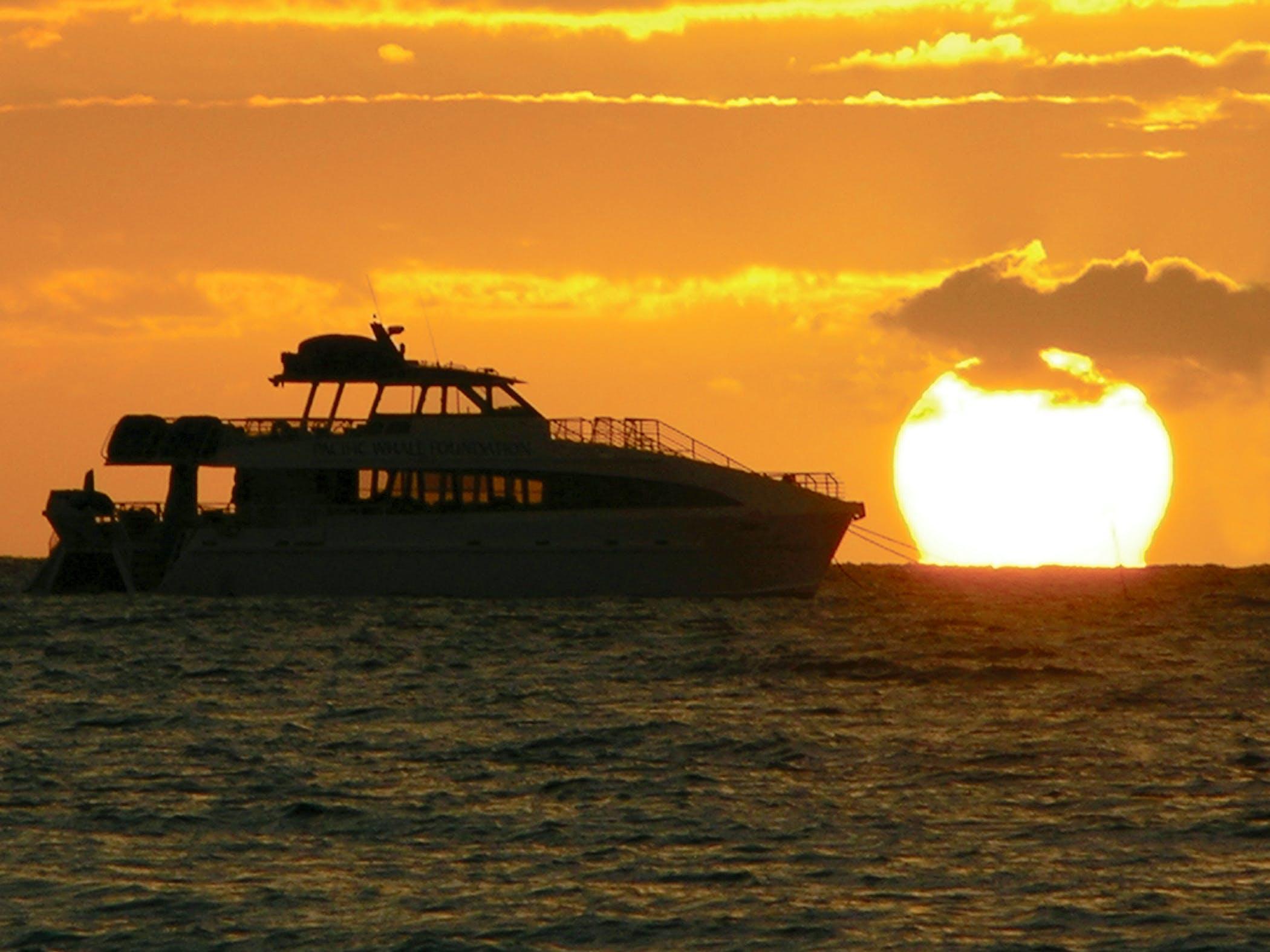 5:00 PM Maalaea Sunset Dinner Cruise