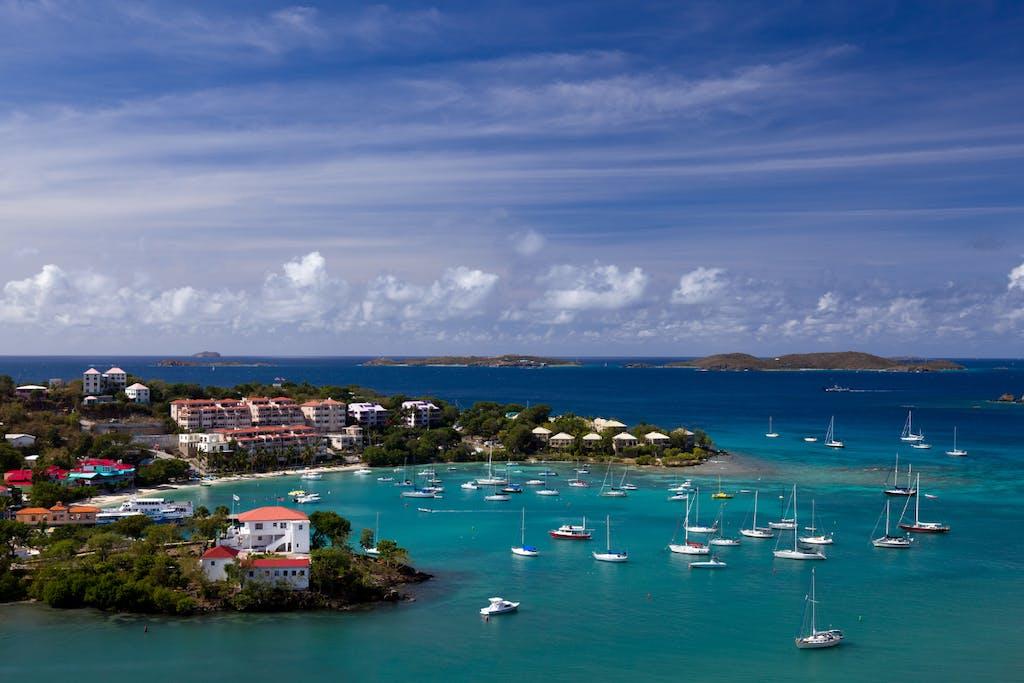 st john vacation us virgin islands