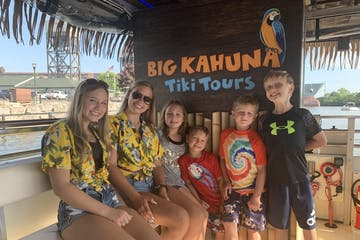 Family Tiki Cruise