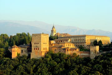 Torre de la Alhambra