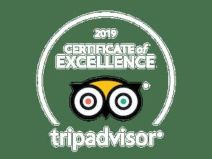 Certificado Excelencia TripAdvisor