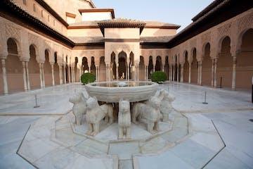 comprar entradas alhambra visita privada