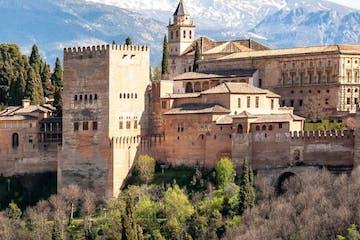 Comprar visita privada a la Alhambra de Granada
