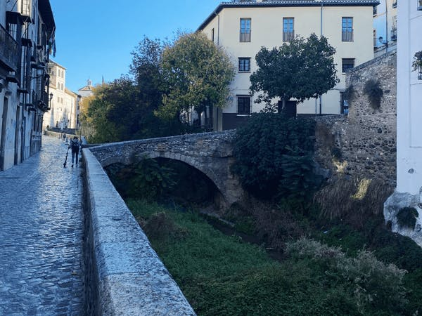 Cosas que hacer en Granada: Caminar por el Paseo de los Tristes