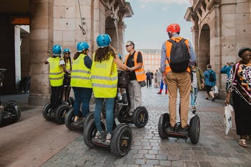 segway tour sightseeing