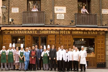 tour restaurante botin