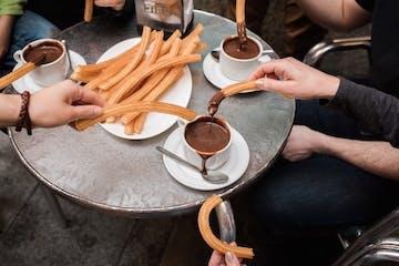 chocolate con churros Madrid