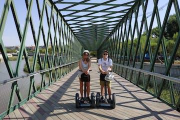segway tour madrid rio