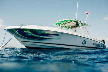 Scarab Private Charters