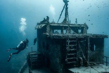 BVI Wreck Dive