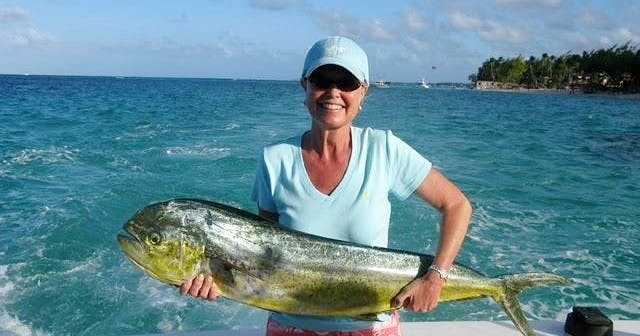 Fishing charters punta cana party boat for Punta cana fishing charters