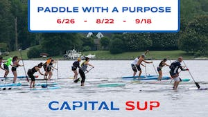 Paddle with a Purpose