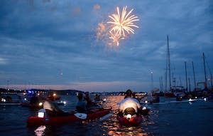 4th of july in Annapolis
