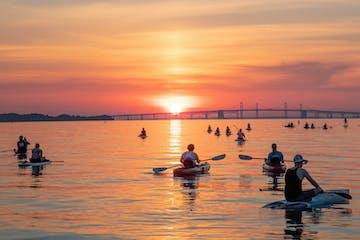 sunrise paddles