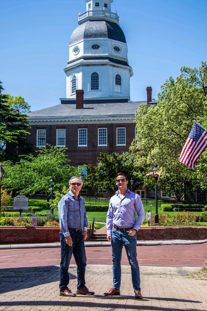 Kevin & John Statehouse