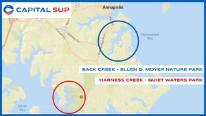 2 Capital SUP Locations