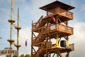 ropes course tips