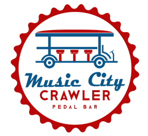 Music City Crawler logo