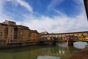photo of pont vecchio fi