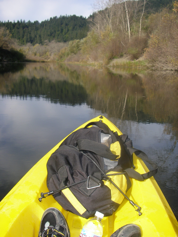 russian river kayaking pic