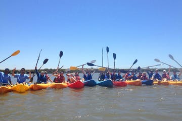 Kayaker Group