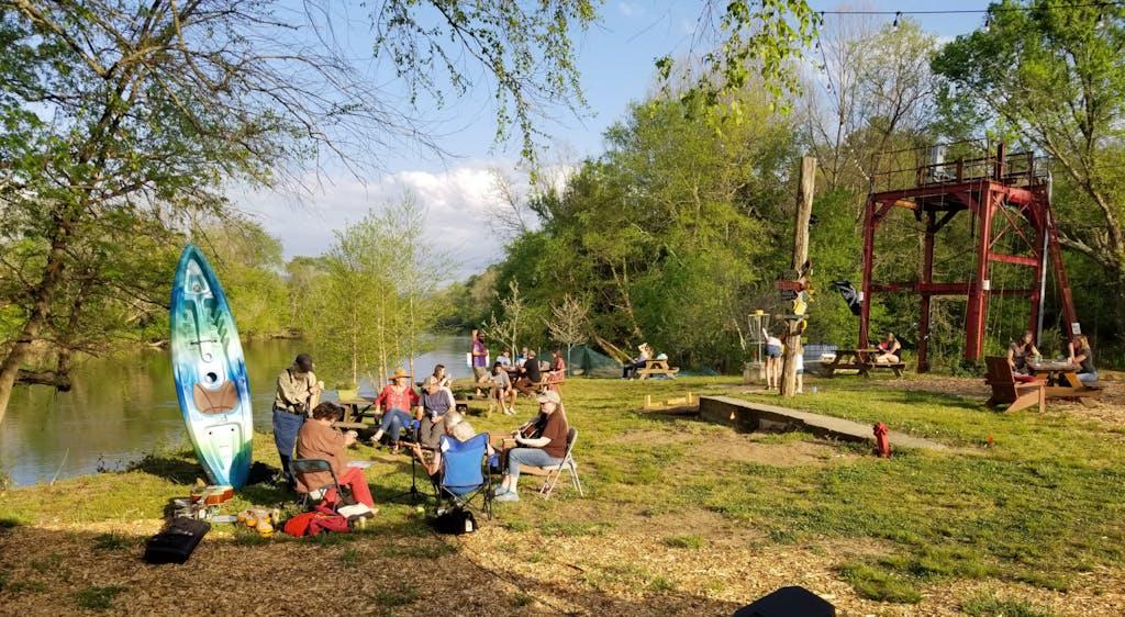 Riverbar Hominy Creek Asheville Music