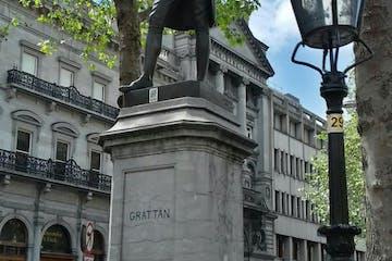 estatua en Dublín