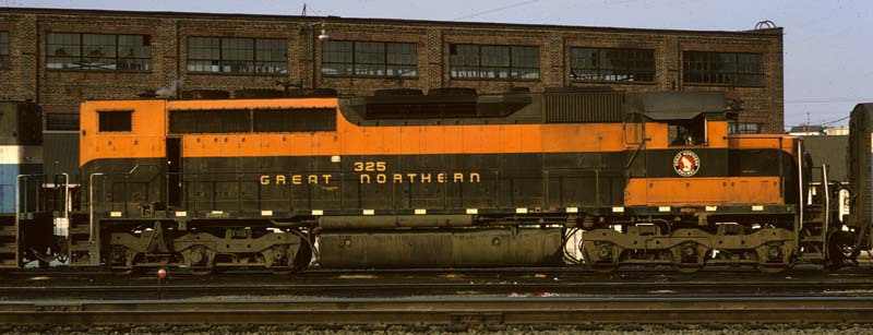 Great Northern 325