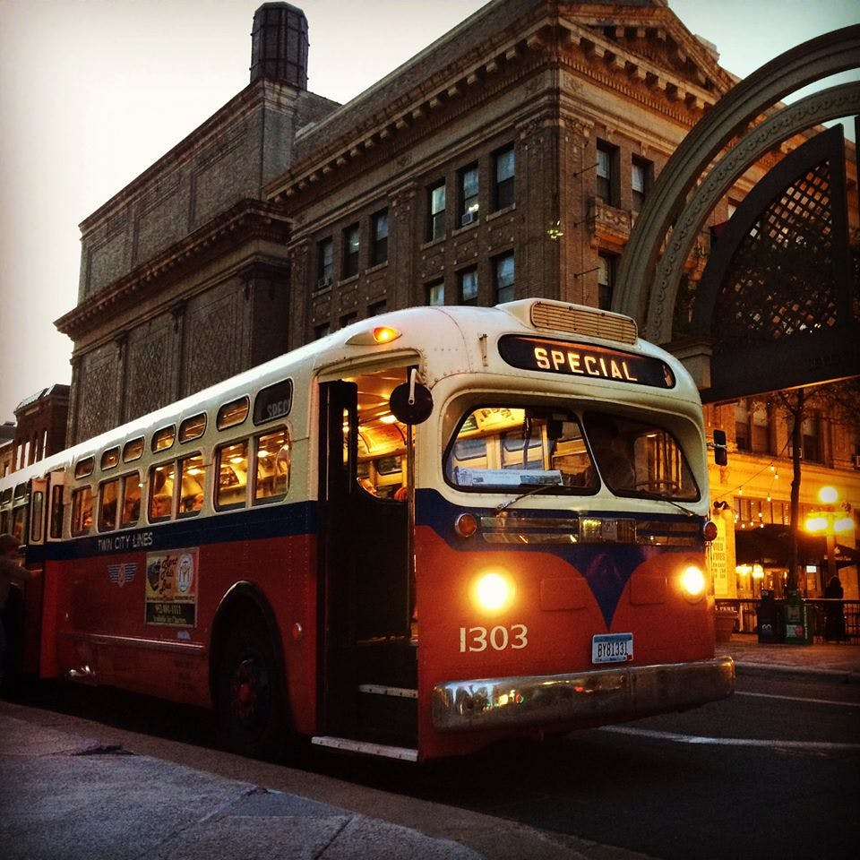 Bus Fleet Seeks A New Home Minnesota Transportation Museum