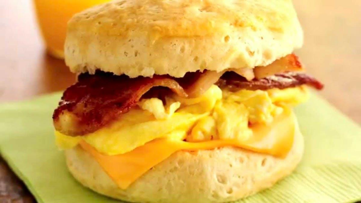 breakfast busciut