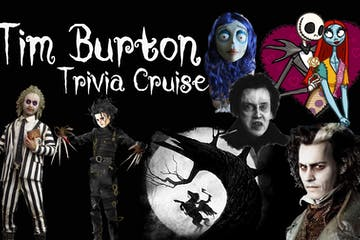 Tim Burton Trivia Cruise